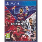 PS4 eFootball PES 2020 and MyClub Content