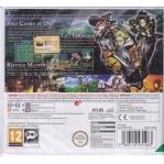 Etrian Odyssey 2: Untold: The Fafnir Knight  3DS