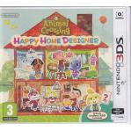 Animal Crossing: Happy Home Designer  AND Special Amiibo Card  3DS (CRD) 43542