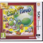3DS Yoshi's New Island (Selects)  3DS (CRD) 43708