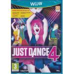 Just Dance 4  Wii-U