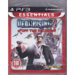 Dead Rising 2: Off the Record (Essentials)  PS3 (CRD) 44295