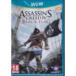 Assassin's Creed IV (4) Black Flag  Wii-U