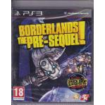 Borderlands: The Pre-Sequel! (Includes Shock Drop Slaughter Pit Map DLC)  PS3 (CRD) 44260