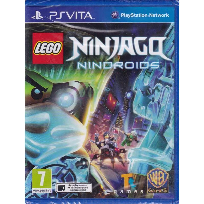 PSVT LEGO NINJAGO NINDROIDS