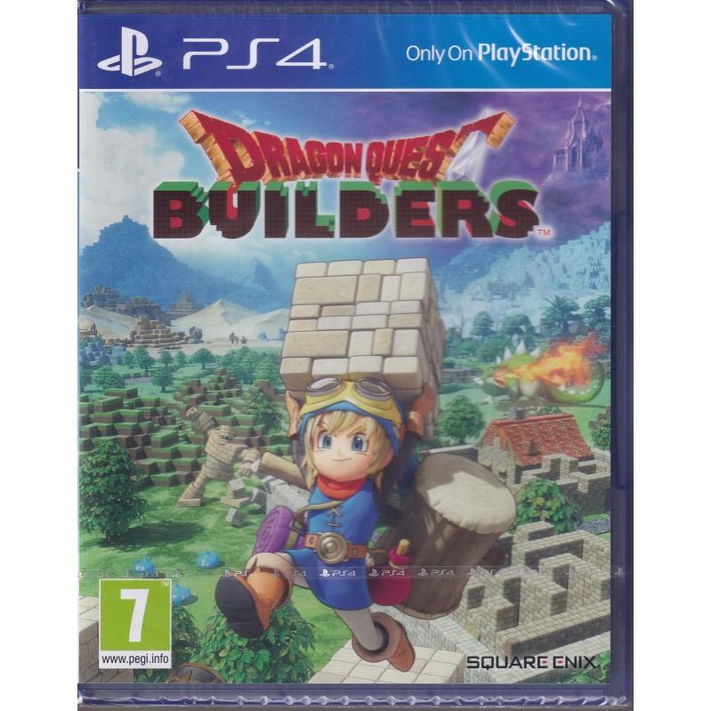 Dragon Quest: Builders PS4