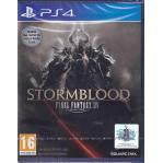 Final Fantasy XIV (14) Online: Stormblood  PS4 (CRD) 44613