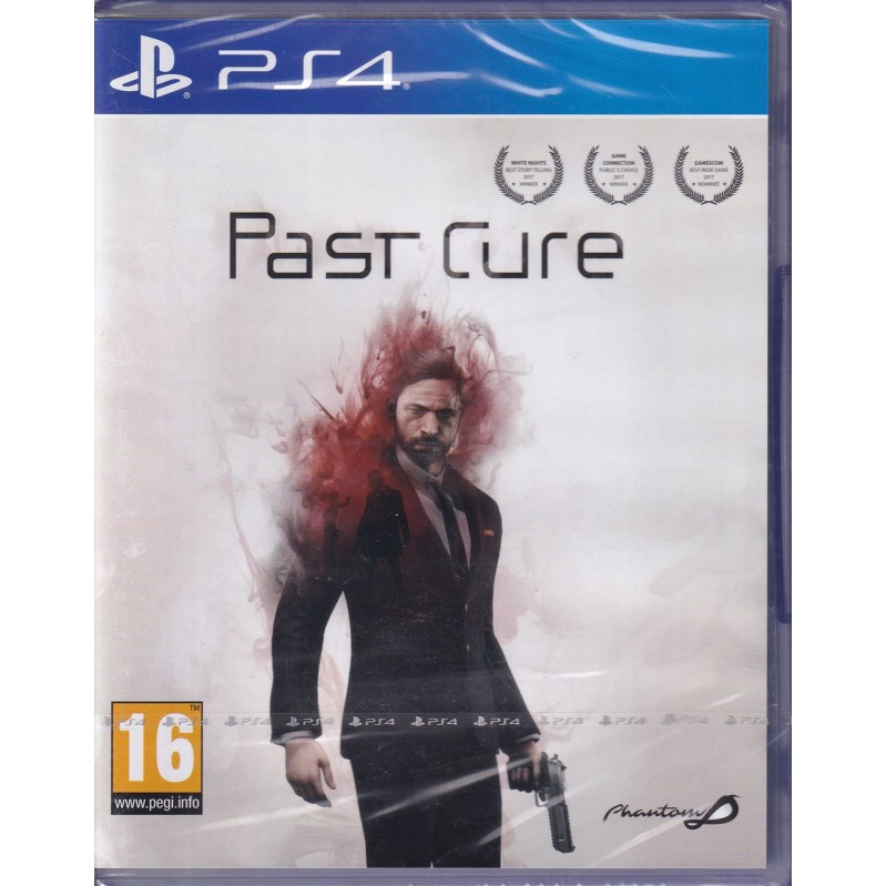 Past Cure  PS4 (CRD) 44746