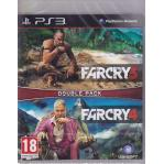 Far Cry 3 and Far Cry 4 (Double Pack) -PS3