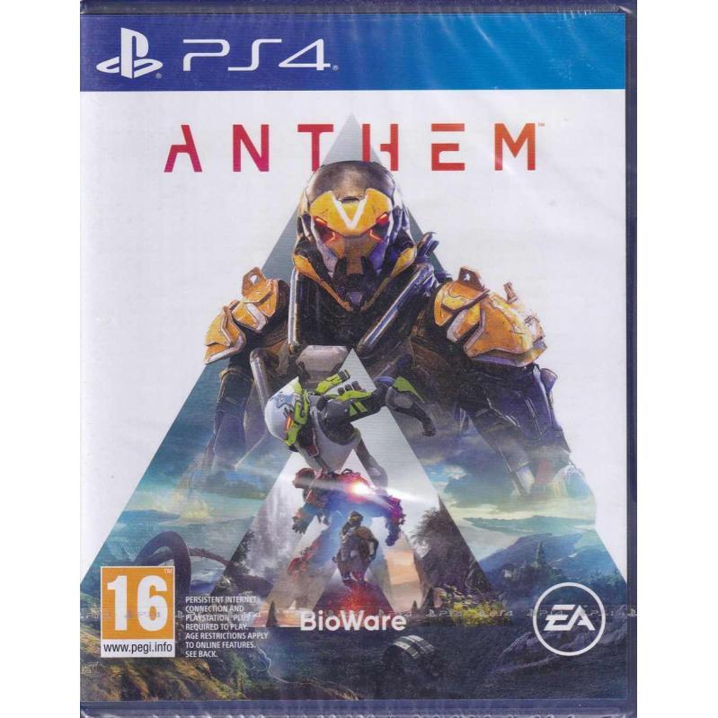 Anthem (PS4) (CRD) 42943