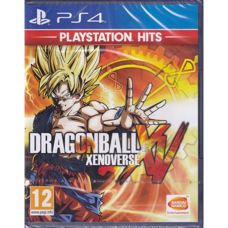 Dragon Ball Xenoverse - PlayStation Hits (PS4) (CRD) 41547