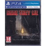 Here They Lie (For Playstation VR) PS4