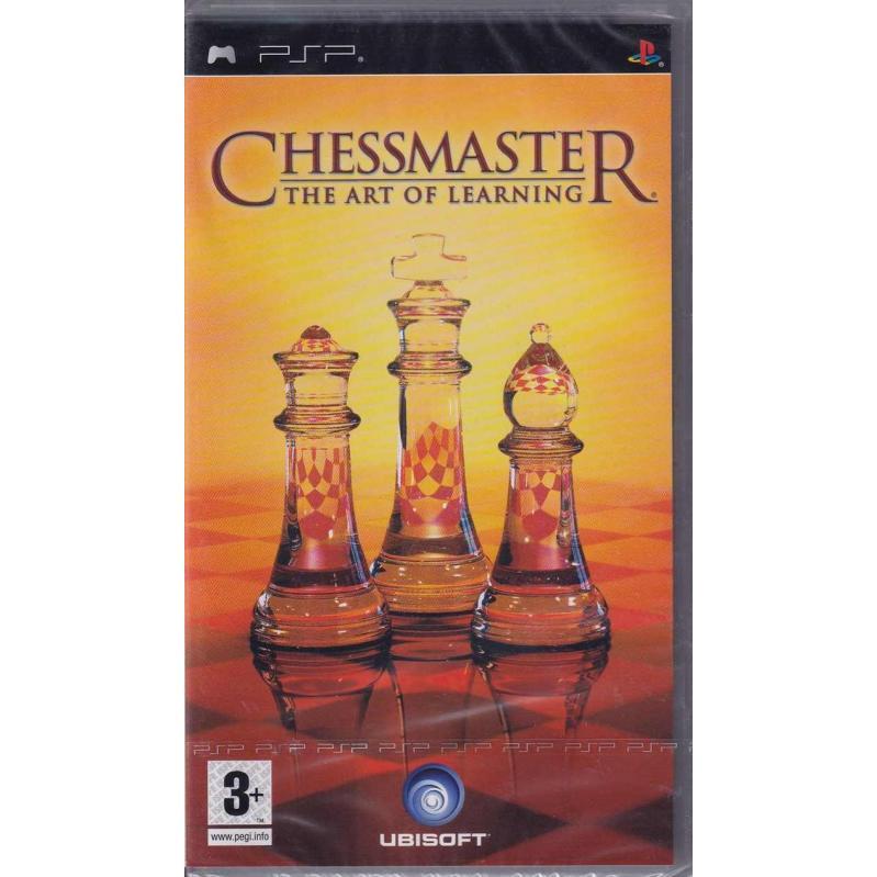 Chessmaster 11 The Art of Learning  PSP