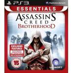 Assassin's Creed: Brotherhood (Essentials)  PS3 (CRD) 44238