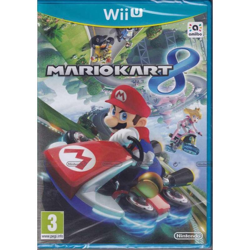 Mario Kart 8  Wii-U