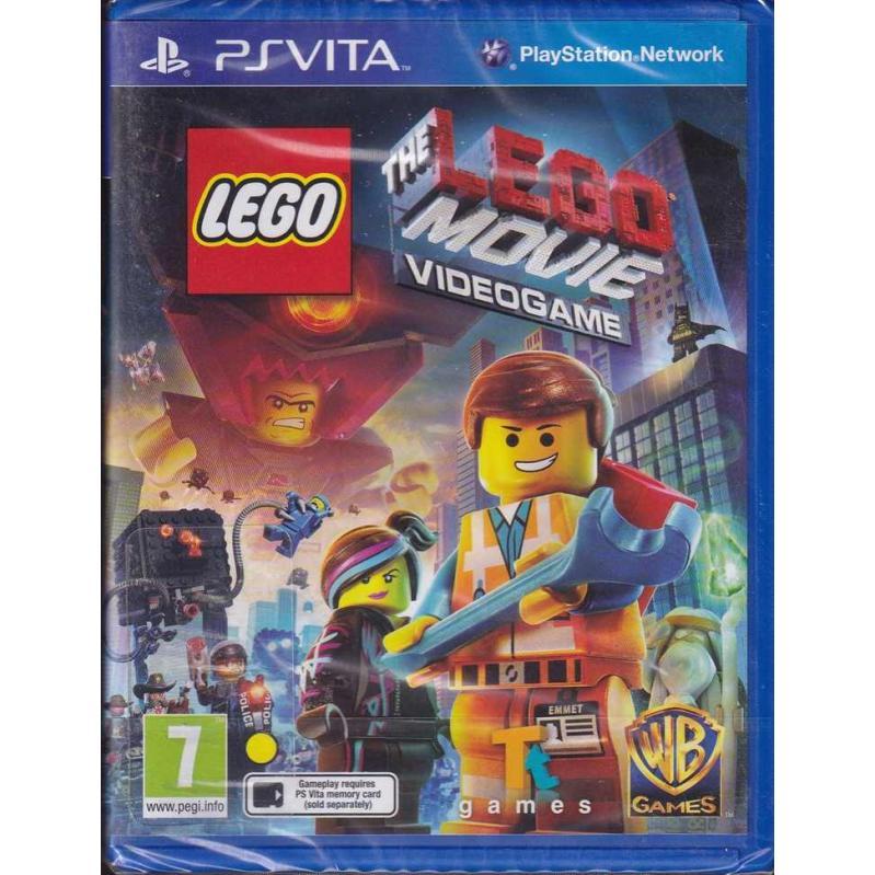 PSVT THE LEGO MOVIE : VIDEOGAME