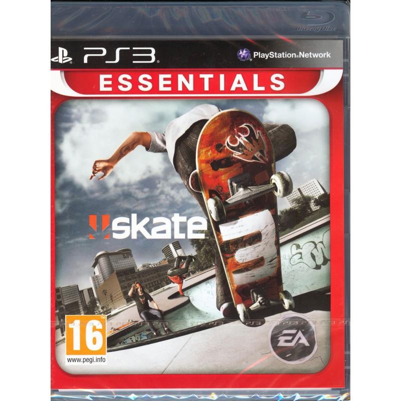 PS3 SKATE 3 ESSENTIALS