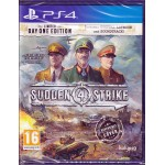 PS4 Sudden Strike 4 Limited Day One Edition