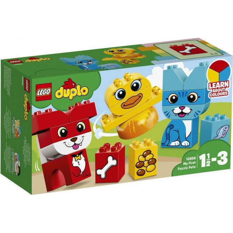 LEGO DUPLO My First Puzzle Pets - 10858