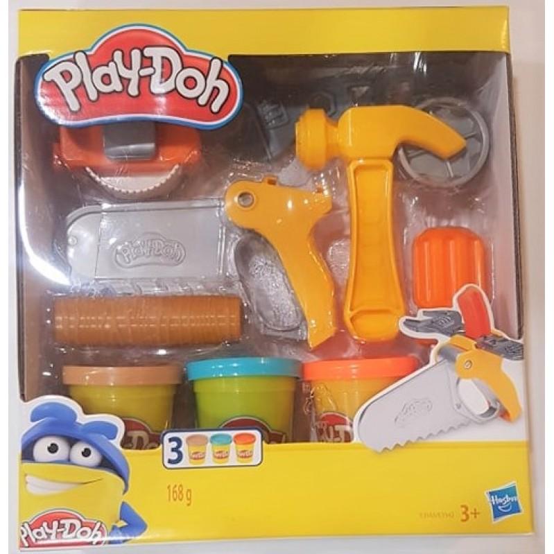 Hasbro Play-Doh - Toolin Around (E3565EU4)