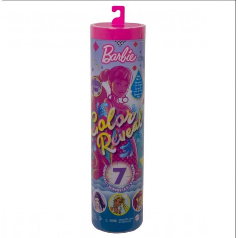 Barbie - Color Reveal - Barbie Mono Mix Series (GTR94)