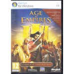Age of Empires 3 COMPLETE  PC (CRD) 44074