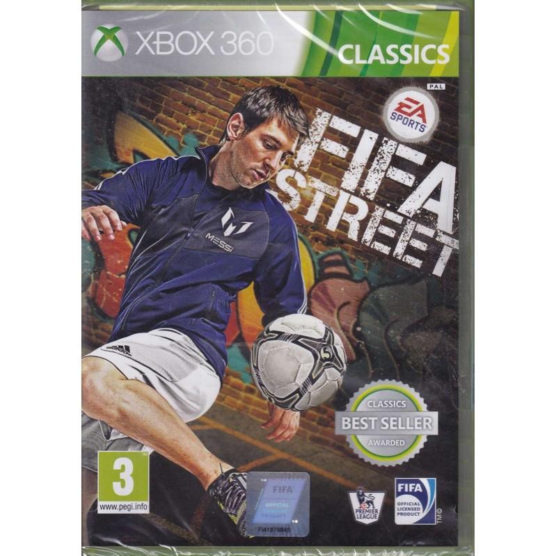 FIFA Street 3 (UK) CLASSICS  X360 (CRD) 45358