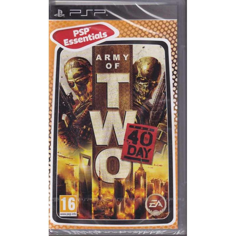 Army of Two: The 40th Day (Essentials)  PSP