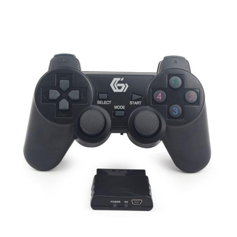 GEMBIRD ΧΕΙΡΙΣΤΗΡΙΟ GAMEPAD DUAL VIBRATION PS2 PS3 PC