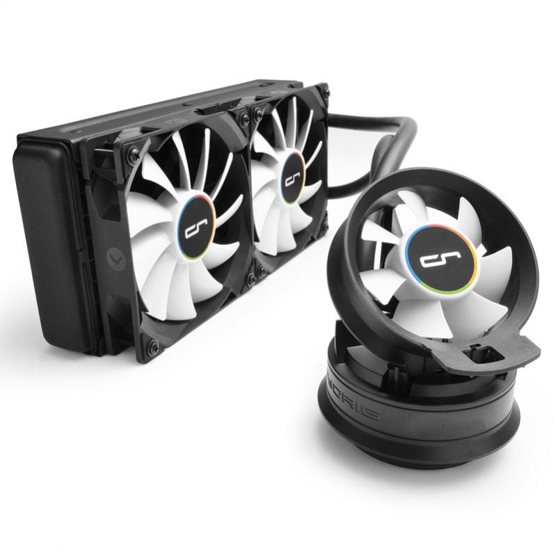 Cryorig A40 Ultimate Komplett-Water cooling- 240 mm