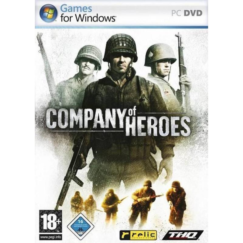 Company of Heroes PC Steam CD Key-Κωδικός για κατέβασμα χωρίς CD-DVD
