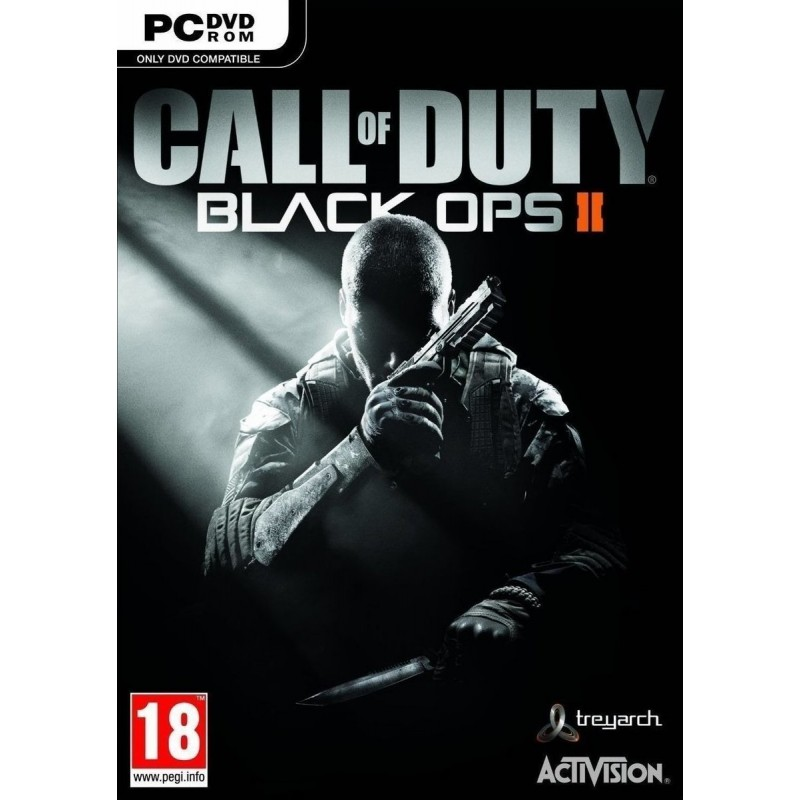 Call of Duty Black Ops 2 PC Key  COD 9 BO II Key Steam Download Code-Κωδικός για κατέβασμα χωρίς CD-DVD