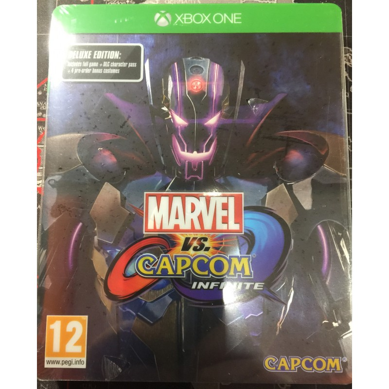 Marvel vs Capcom Infinite - Deluxe Edition (Xbox One)