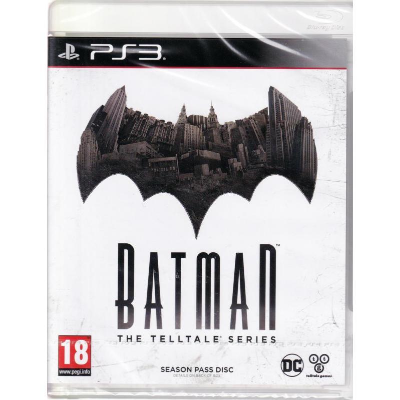 Batman: A Telltale Game Series  PS3