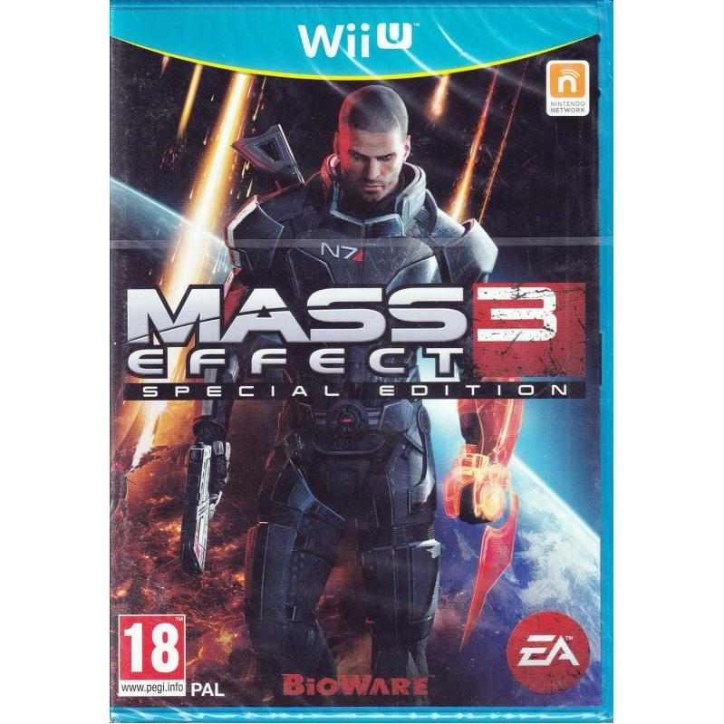 Mass Effect 3 Special Edition  Wii-U