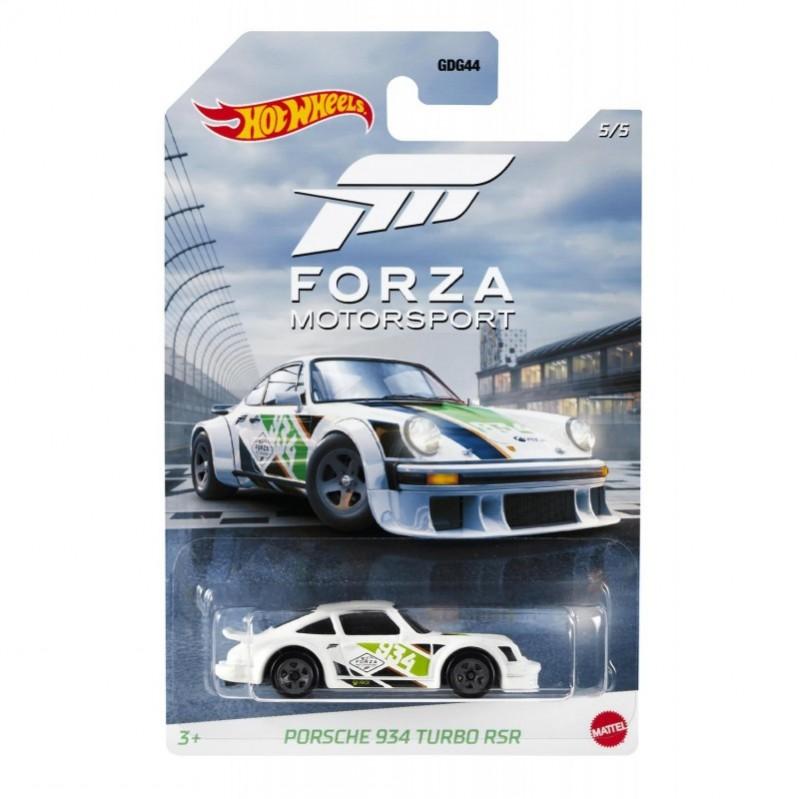 Hot Wheels: Forza Motorsport - Porche 934 Turbo RSR Vehicle (GJV71)