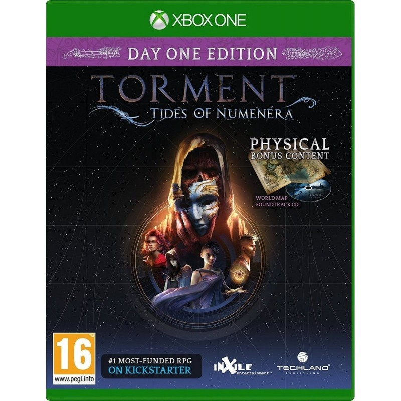 XBOX1 TORMENT: TIDES OF NUMENERA - DAY ONE EDITION (Xbox One)