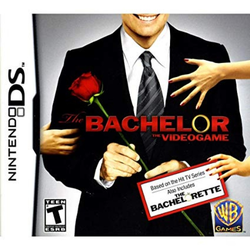 Bachelor The Video Game   NDS