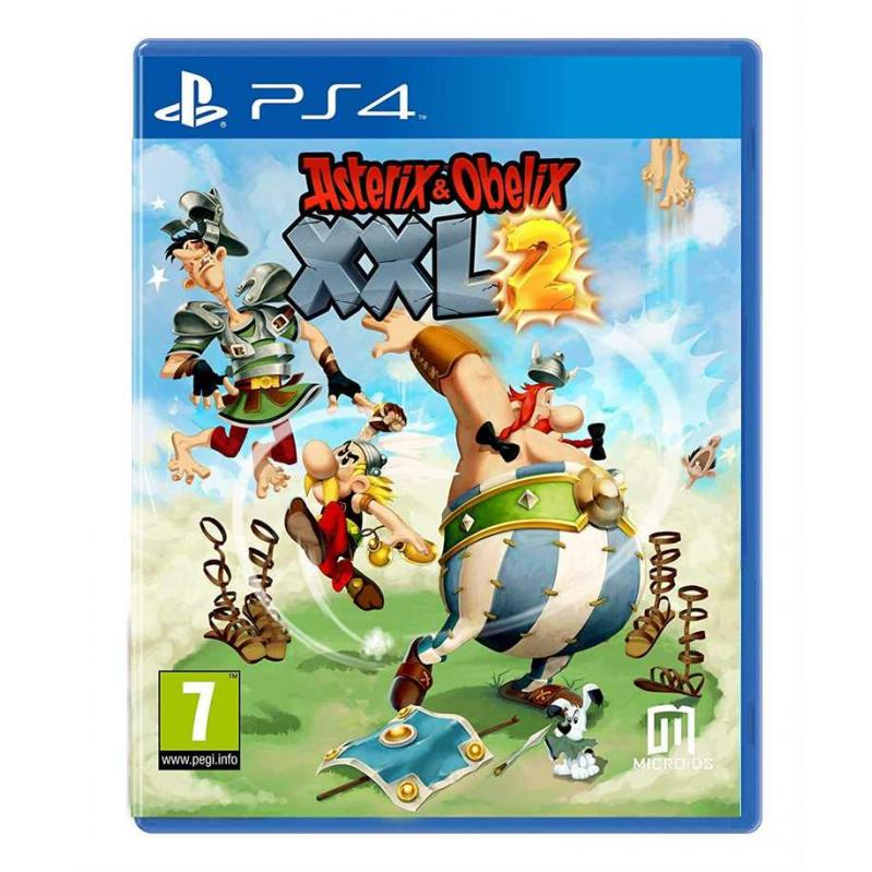 Asterix and Obelix XXL2 PS4