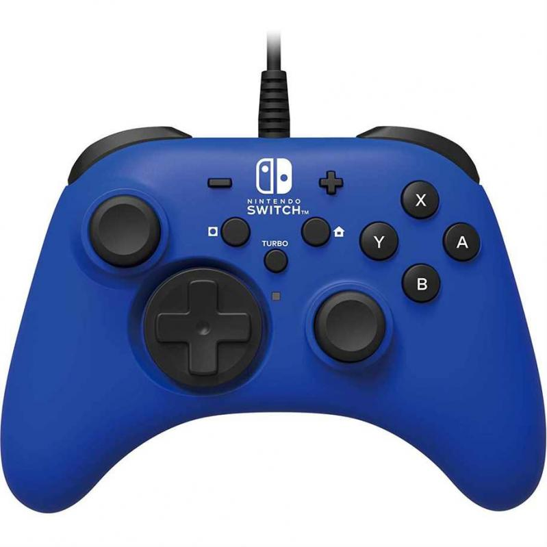 HORI Officially Licensed - HORI PAD (Blue) Switch (CRD) 52225