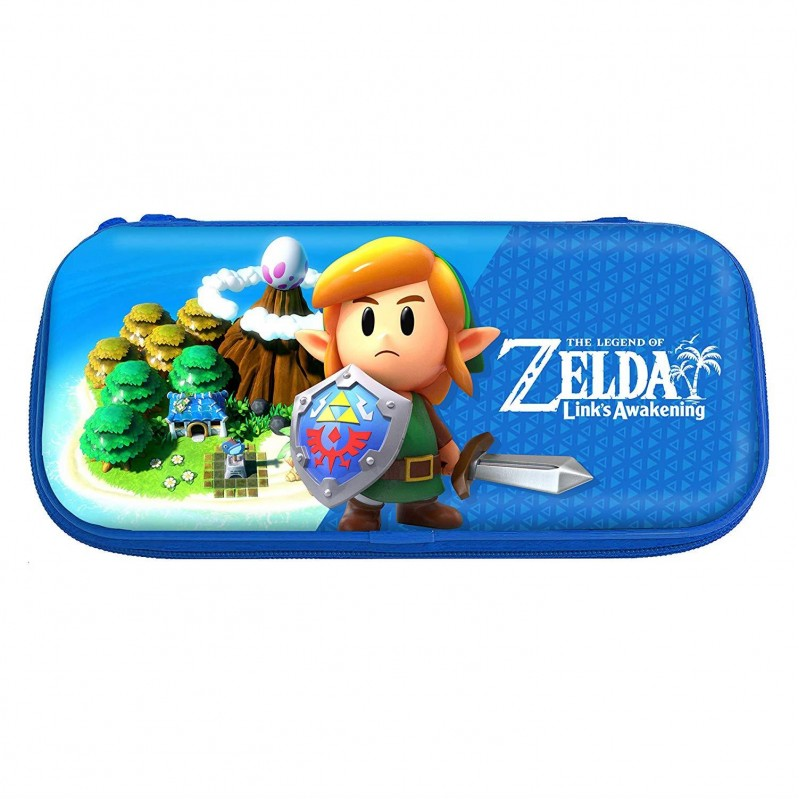 HORI Officially Licensed - Hard Pouch (Links Awakening) Switch