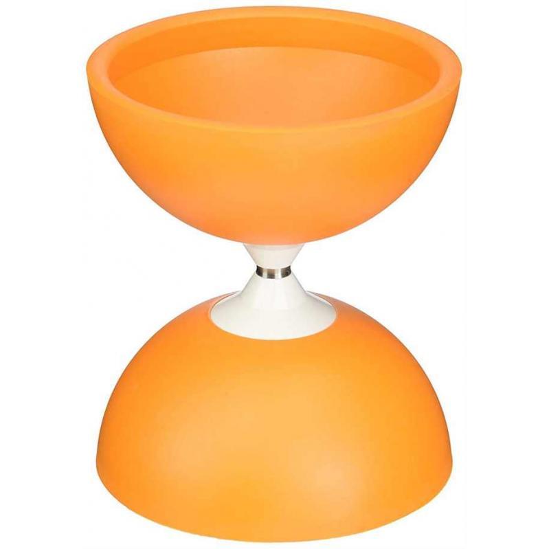Henrys J04025 13 to yo-yo diabolo Circus Giant LT – Orange -Toys