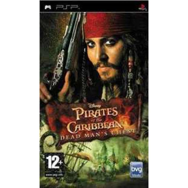Pirates of the Caribbean: Dead Man's Chest (Essentials)  PSP
