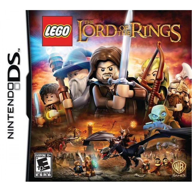 Lego Lord of the Rings  NDS