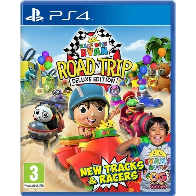 Race With Ryan: Road Trip - Deluxe Edition - PS4