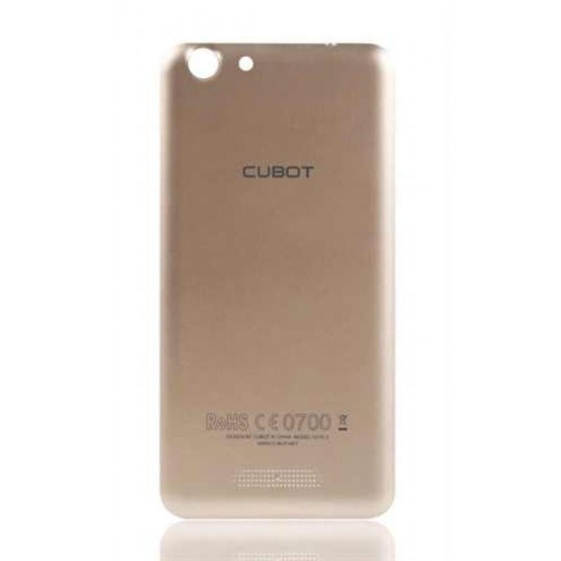 CUBOT Battery Cover για Smartphone Note S, Gold
