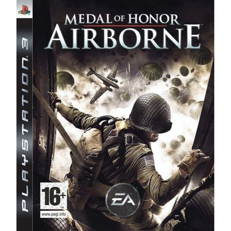 PS3 MEDAL OF HONOR : AIRBORNE