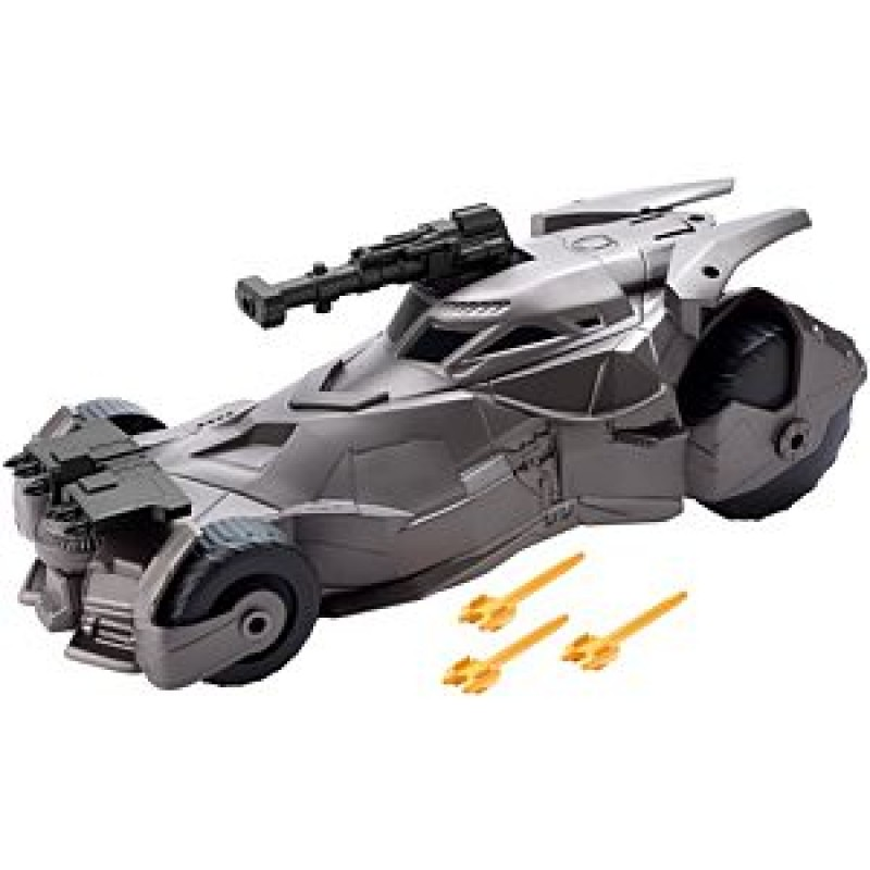 Mattel DC Justice League - Batmobile Cannon Blast (FGH57)