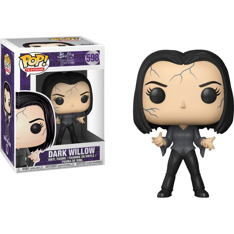 POP! Television: Buffy The Vampire Slayer - Dark Willow #598 Vinyl Figure