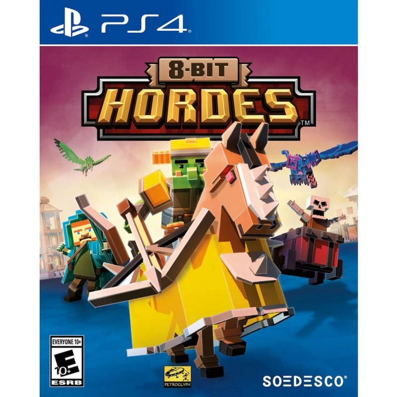 PS4 8-Bit Hordes